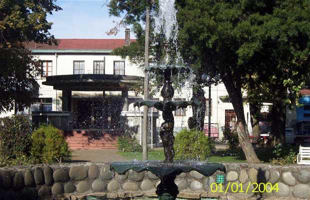Praça de Mulchén