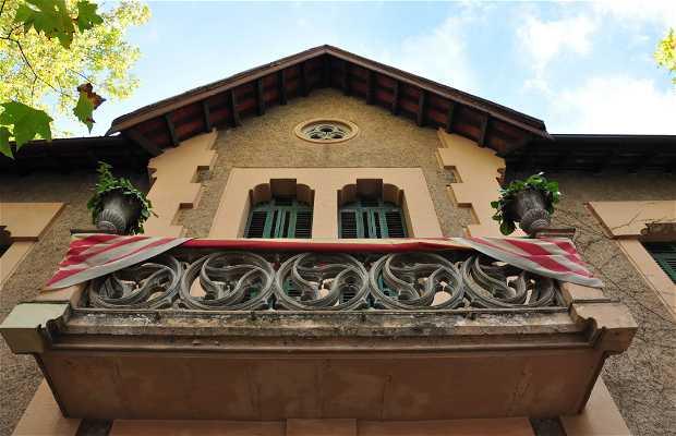 Casas señoriales de Sant Juliá de Vilatorta