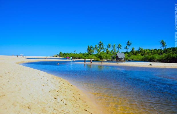 Beaches of Trancoso