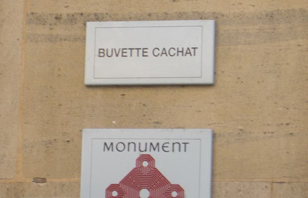Buvette Cachat