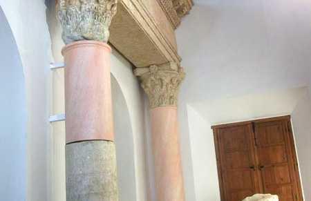 El primer templo de Écija