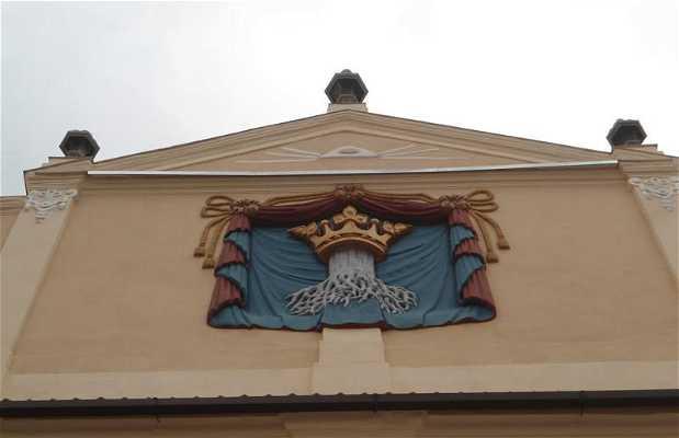 Museo de historia de Brasov