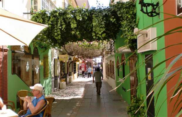 Streets of Fuengirola