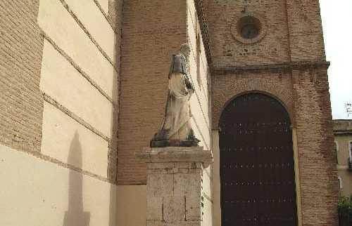 Monument to Cardinal Belluga