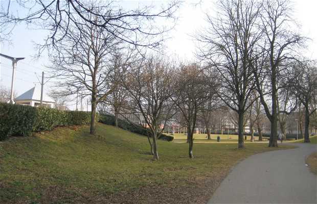 Herz-Jesu-Kirche Park