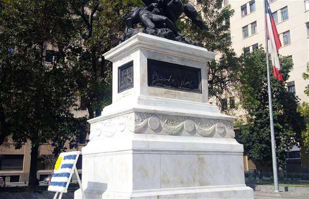 Monumento a Bernardo O'Higgins
