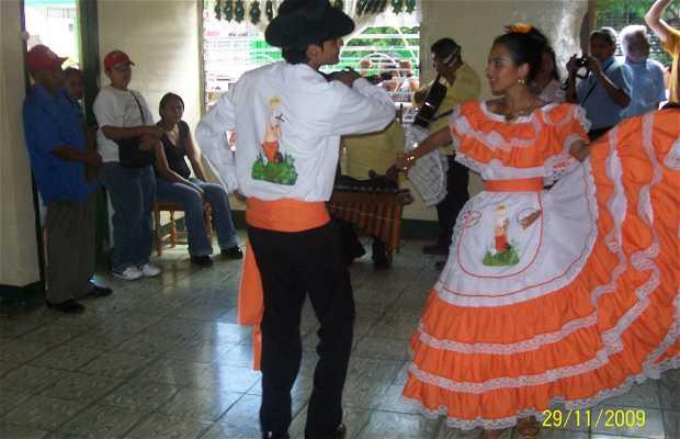 Baile de Masaya