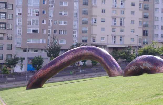Sculpture du Minoc