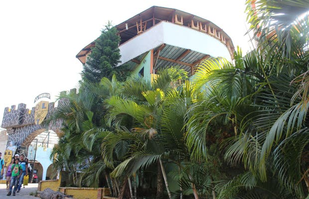 Centro Turístico la Fortaleza