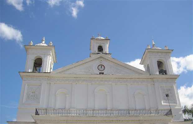 Suchitoto city Colonial