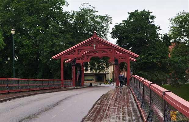 Puente Viejo de Trondheim (Gamle Bybro)