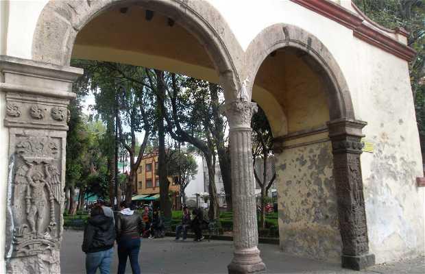Arcos de Coyoacán