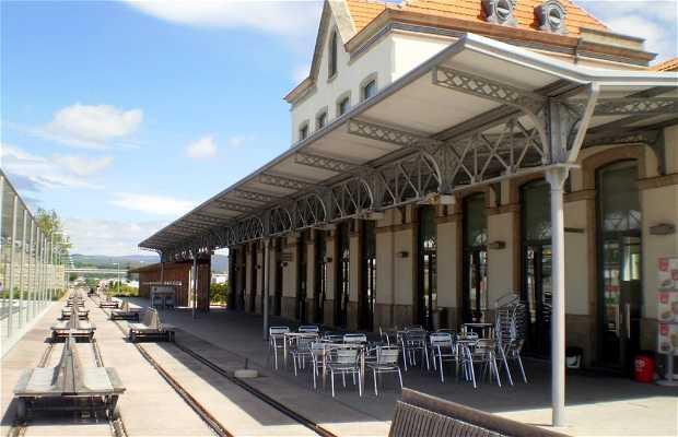 CP Rodoviária of Bragança - Bragança Bus Station