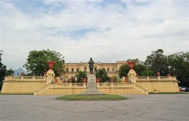Museu Nacional da Universidade Federal do Rio de Janeiro