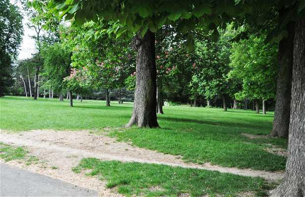 Parque de la Roseraie