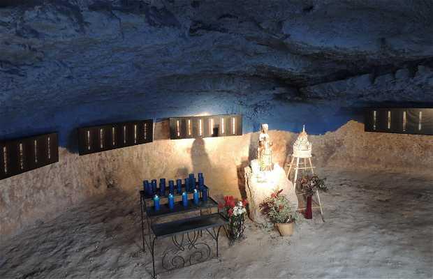 Cueva de la Mare de Dèu de Montserrat