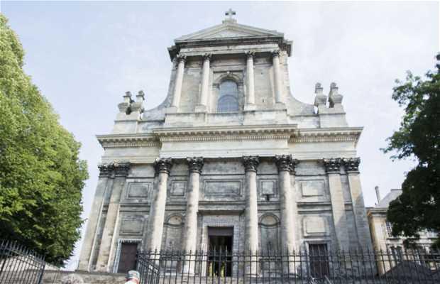 Cathédrale Saint-Vaast