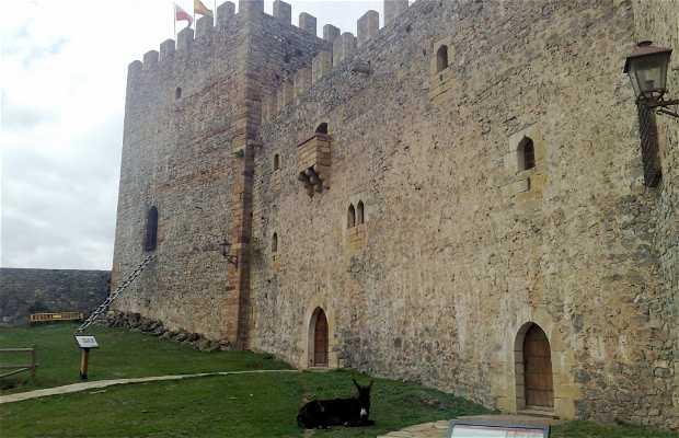 Castillo de San Vicente de Argüeso