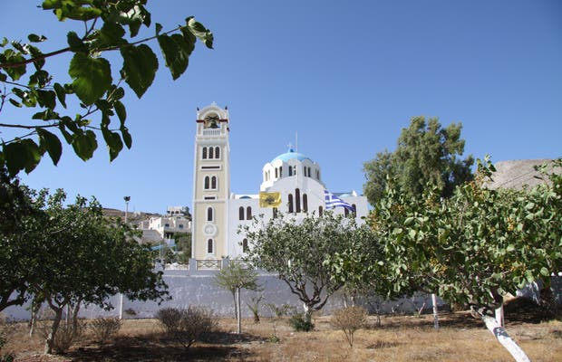 Iglesia de Emborio