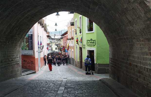 La calle Ronda
