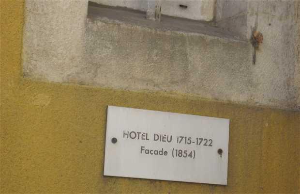 L'hôtel dieu