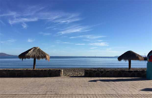 Playa publica de loreto