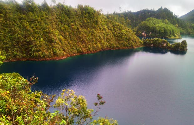 Lac de Montebello