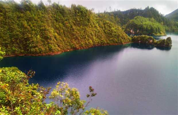 Laghi di Montebello a Tuxtla Gutierrez