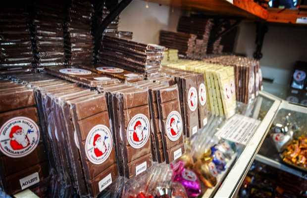 Joulupukin Suklaa – Chocolate do Papai Noel