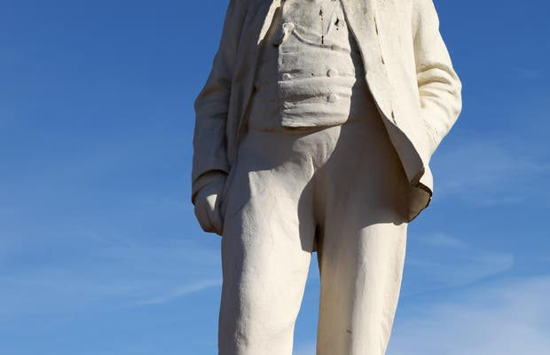 Gustave Flaubert en Trouville