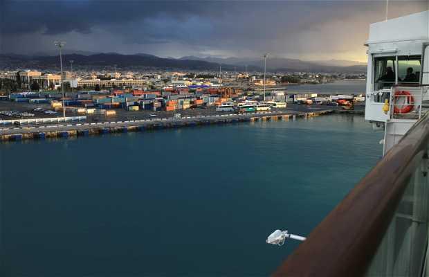 Puerto de Limassol