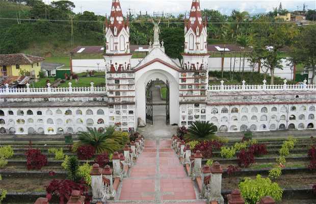 Jesús María Estrada Cemetery