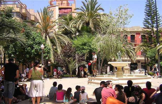 Festival de Teatro y Artes de Calle Elx al carrer