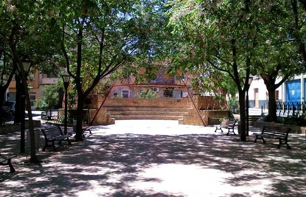 Plaza de Emilio Pérez Piñero