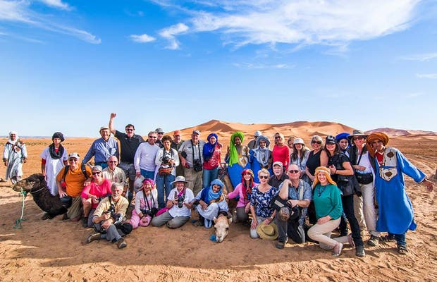 Tenere Morocco Tours