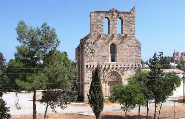 Ruinas Iglesia de Santa Anna