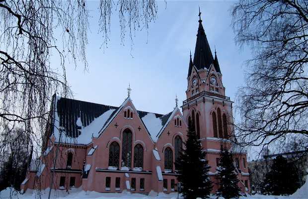 Eglise de Kemi