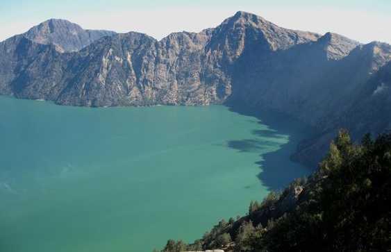 Lago Rinjani