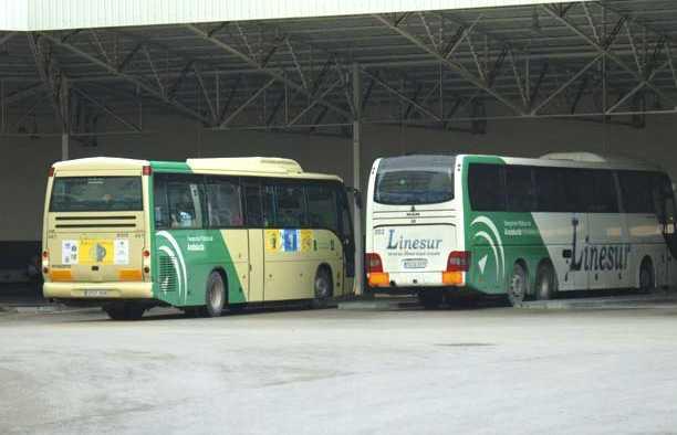 Estación de Autobuses de Algeciras