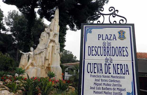 Plaza de los Descubridores (Nerja-Málaga)
