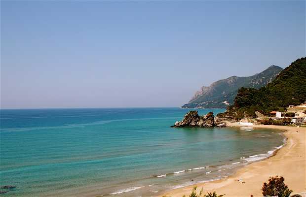 Playa de Kontogialos