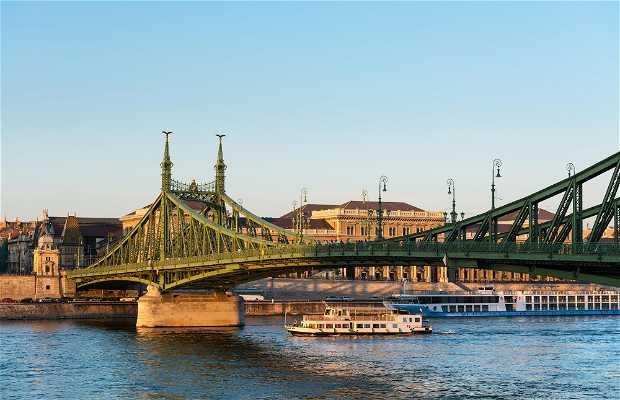 Szabadság Híd - Liberty Bridge