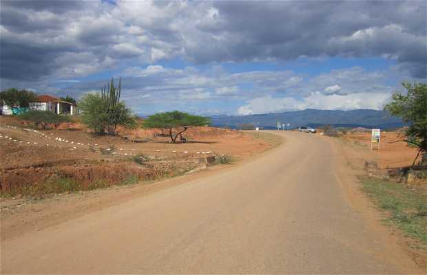 Villavieja Huila - Desierto de la Tatacoa