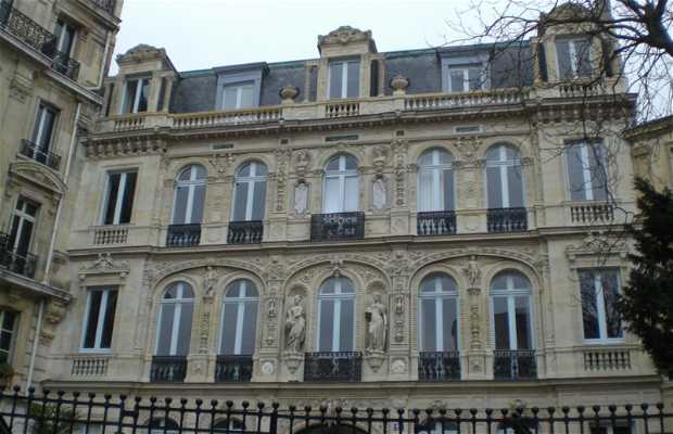 Fondation Dosne - Bibliothèque Thiers