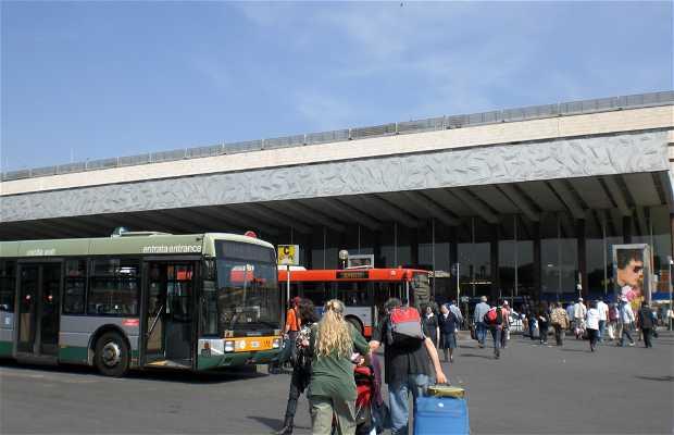 Estación de tren de Termini