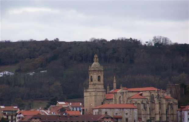 Eglise Sainte Marie de l'Assomption et de la Manzano