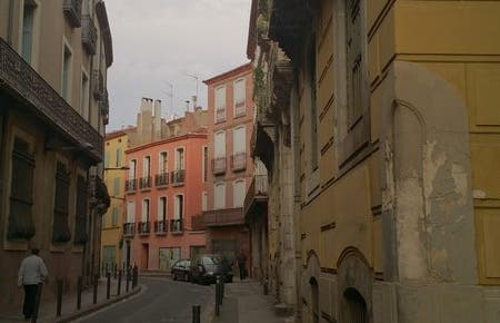 Street Emile Zola
