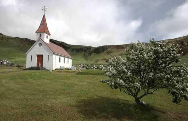Iglesia de Reynisfjara