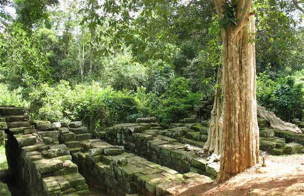 Ruínas Spean Thma