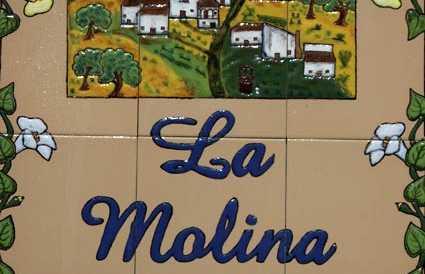 La Molina, Cútar